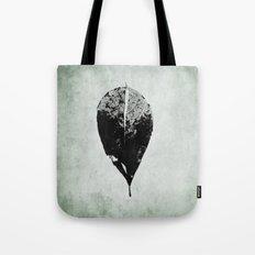 leaf skeleton Tote Bag