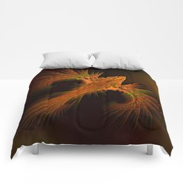 Fantasy Bird Comforters