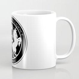 MI6 Logo (Millitary Intelligence Section 6) Coffee Mug