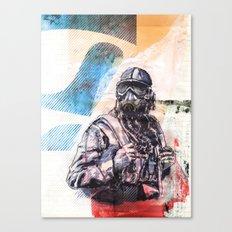 SKYPILOT Canvas Print