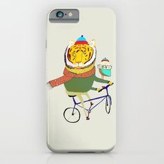 Tiger and Owl biking. Slim Case iPhone 6s