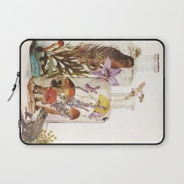 WITCH BOTTLES Laptop Sleeve