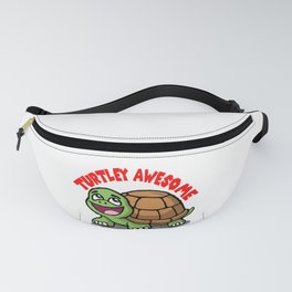 Turtley Awesome Fanny Pack