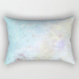 Little Ships Rectangular Pillow