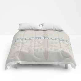 Farmhouse Comforters