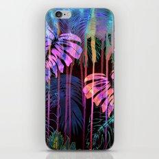 Drippy Jungle {acid} iPhone & iPod Skin