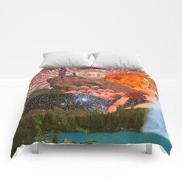 Dream Water Comforters