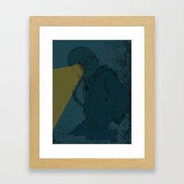leagues Framed Art Print