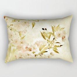 Yet - a dream... Rectangular Pillow