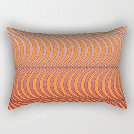 Op Art 4 Rectangular Pillow