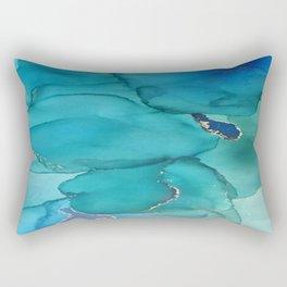 The shallows Rectangular Pillow