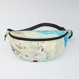 Polar Bears Trying to Survive Fanny Pack