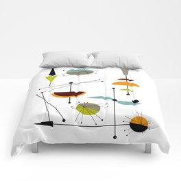 Mid Century 15 Comforters