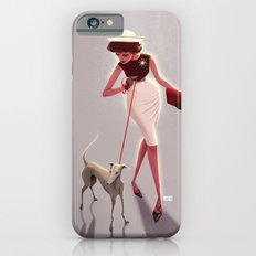 50s dogwalker  Slim Case iPhone 6s