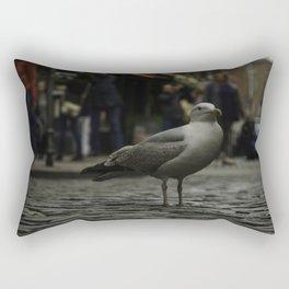 Not a flocking chance, Dublin Rectangular Pillow