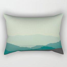 Merciful Rectangular Pillow