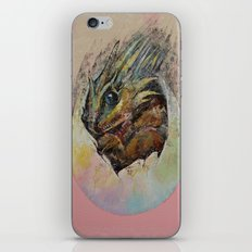 Baby Dragon iPhone & iPod Skin