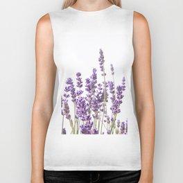 Purple Lavender #1 #decor #art #society6 Biker Tank