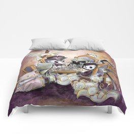 The Four Horsemen: Game night Comforters