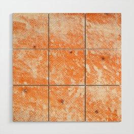 Fiberglass repairing shipboard texture Wood Wall Art
