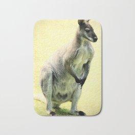 kangaroo Badematte