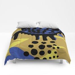 Melting Planet Comforters