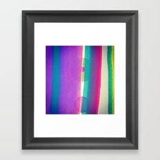 Cortina Framed Art Print