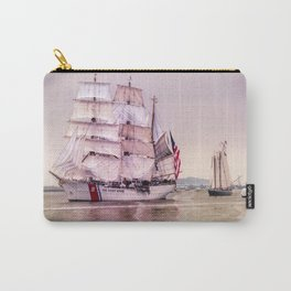 Tall Ships in Boston -USCG Carry-All Pouch