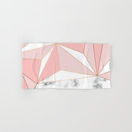 Marble & Geometry 042 Hand & Bath Towel