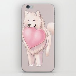Happy Cloud iPhone Skin