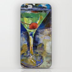 Summer Breeze Martini iPhone & iPod Skin