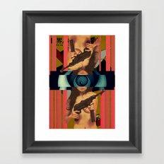 The Anthem Framed Art Print