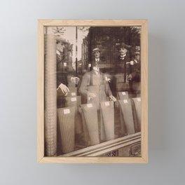 Eugène Atget - Avenue des Gobelins Framed Mini Art Print