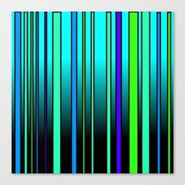 Fresh Blue Canvas Print