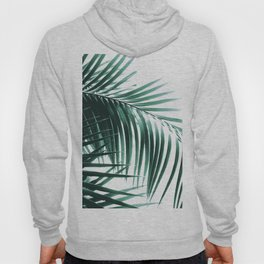 Palm Leaves Green Vibes #8 #tropical #decor #art #society6 Hoody