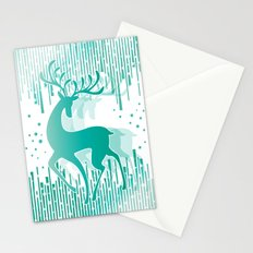 Dancing Deer Stationery Cards