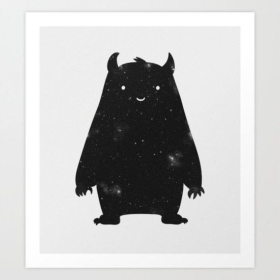 Mr. Cosmos Art Print
