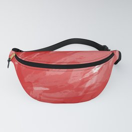 RED HOT CHILI PRINT Fanny Pack