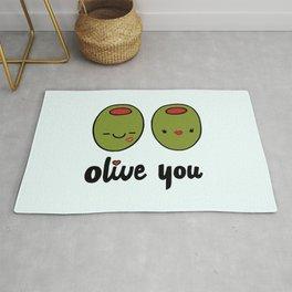 Olive You Rug