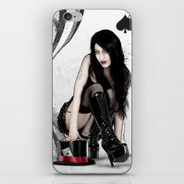 Ms Magic iPhone Skin