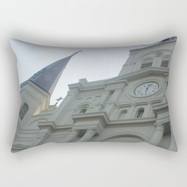 Cathedral Perspective Rectangular Pillow