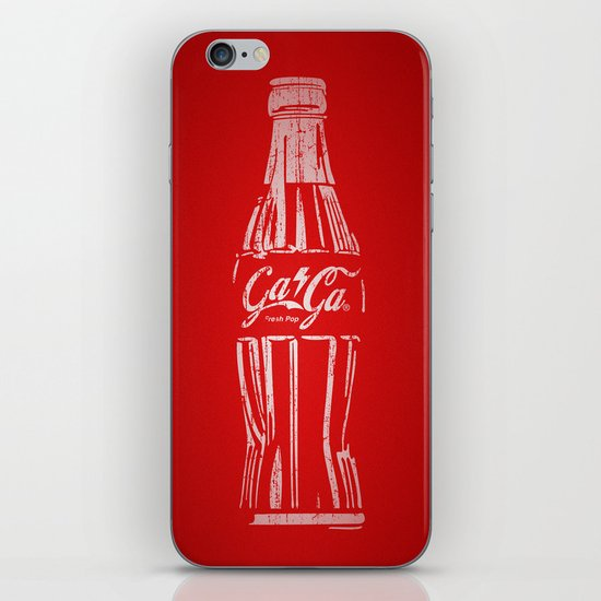 Pop iPhone & iPod Skin