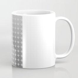 White Circles Coffee Mug