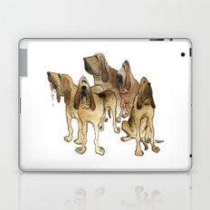 Hounds Laptop & iPad Skin