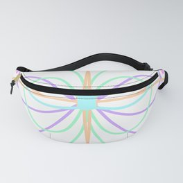 Butterfly minimal Fanny Pack