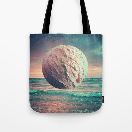 Iced Sun Tote Bag