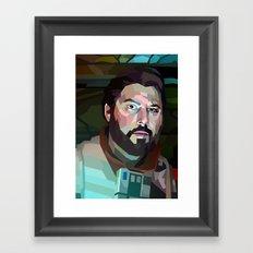 SW#61 Framed Art Print