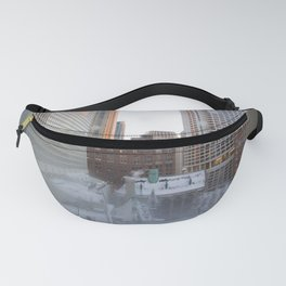 Chicago Morning Fanny Pack