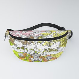 Supplication - 2 Fanny Pack