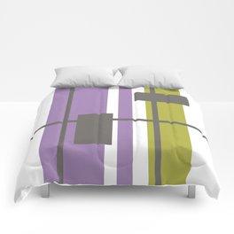 Geometrical design 5 Comforters